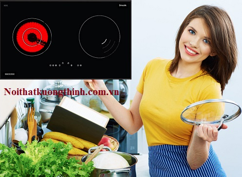 Bếp điện từ Dmestik ES 772DKT nổi trội với nhiều ưu điểm