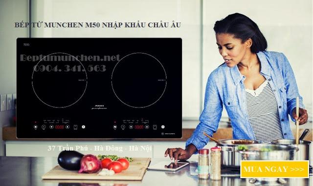 Bếp từ Munchen có thực sự tốt?