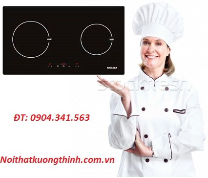 """Bếp từ Malloca đang được xem là dòng sản phẩm """"Hot"""" trên thị trường"""