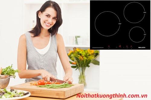 Lựa chọn bếp từ Malloca MH 03I là lựa chọn hoàn hảo