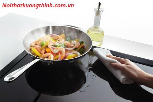 Những nguyên tắc khi sử dụng bạn cần biết để tăng tuổi thọ cho bếp từ Malloca MH 04I