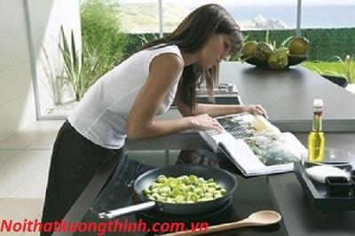 Bếp từ Munchen M50 hút hồn các bà nội trợ
