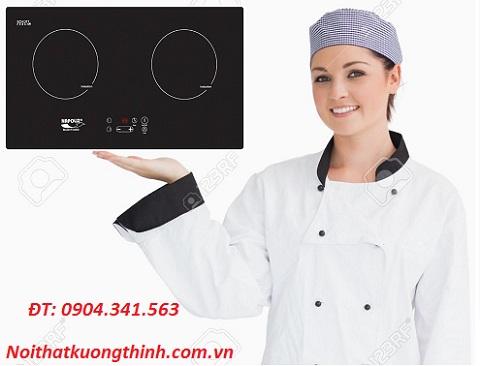 Bếp từ Napoliz vị cứu tinh mỗi khi nấu nướng của các bà nội trợ