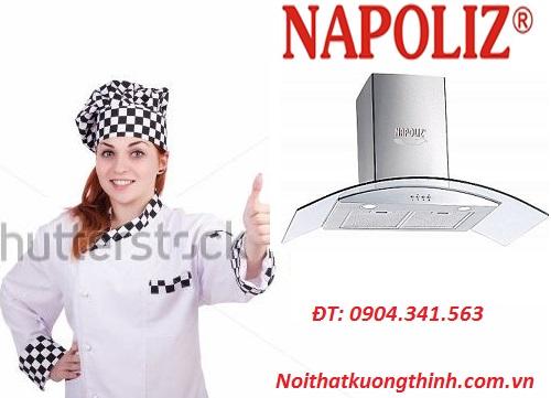 Giới thiệu đôi điều về sản phẩm Máy hút mùi Napoliz NA 070HC