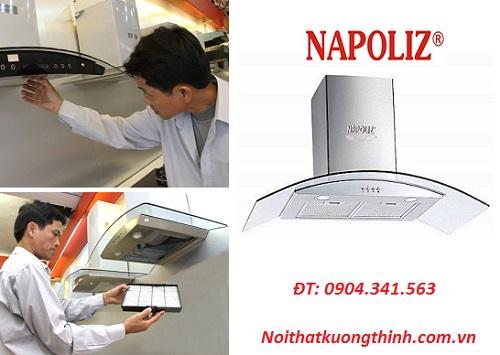 Khắc phục một số sự cố thường gặp khi sử dụng máy hút mùi Napoliz NA 070HC