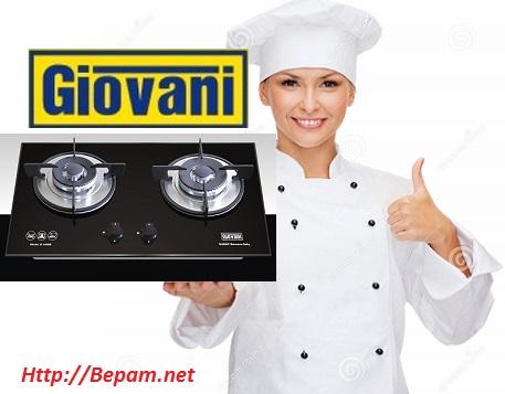 Bếp ga Giovani càng dùng càng thích