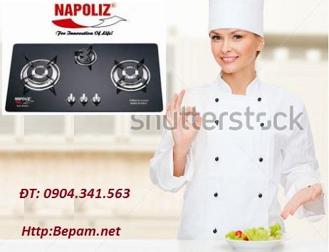 Nấu ăn ngon hơn với bếp ga Napoliz