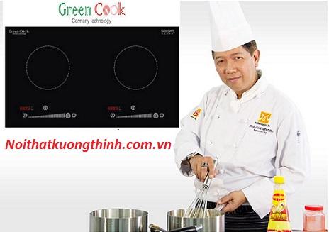 Bếp từ Green Cook cùng bạn nấu những bữa cơm ngon mỗi ngày