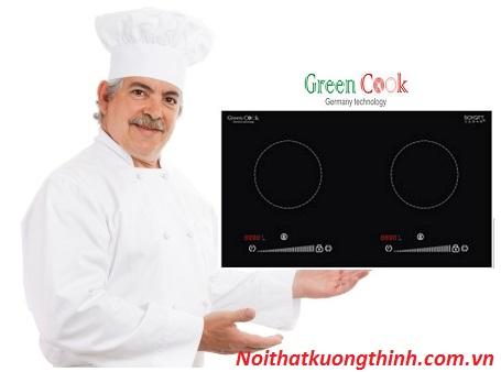 Bếp từ Green Cook GCH8 luôn nhận được sự hài lòng của người tiêu dùng