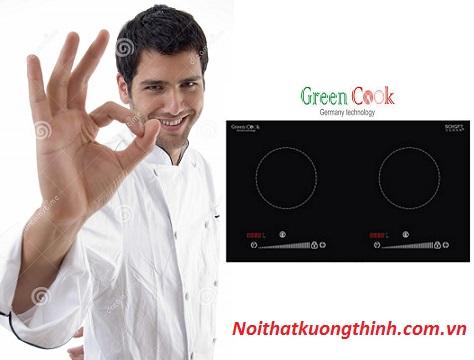 Bếp từ Green Cook GCH8 bếp tốt cho mọi nhà