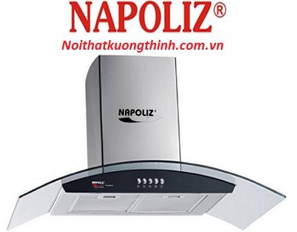 Máy hút mùi Napoliz NA 70PG lựa chọn số 1 của chị em nội trợ