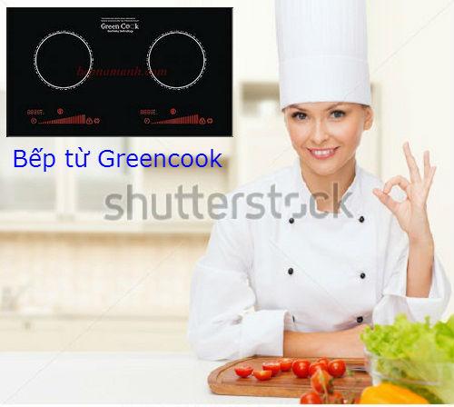 Bếp từ Greencook xuất xứ Trung Quốc: Khách hàng nghi ngại nhưng vẫn mua