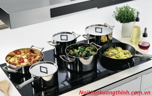 Bà nội trợ nên chọn loại nồi chảo nào cho bếp từ?