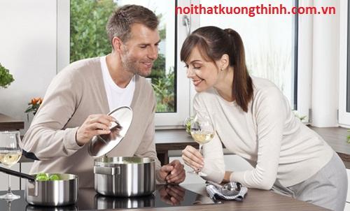 Bếp từ sự lựa chọn thông minh của gia đình Việt