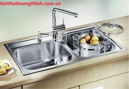 Chậu rửa bát Fagor đa dạng về thiết kế phù hợp với mọi không gian bếp