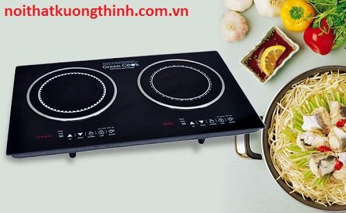 Những tính năng tiện dụng của bếp từ