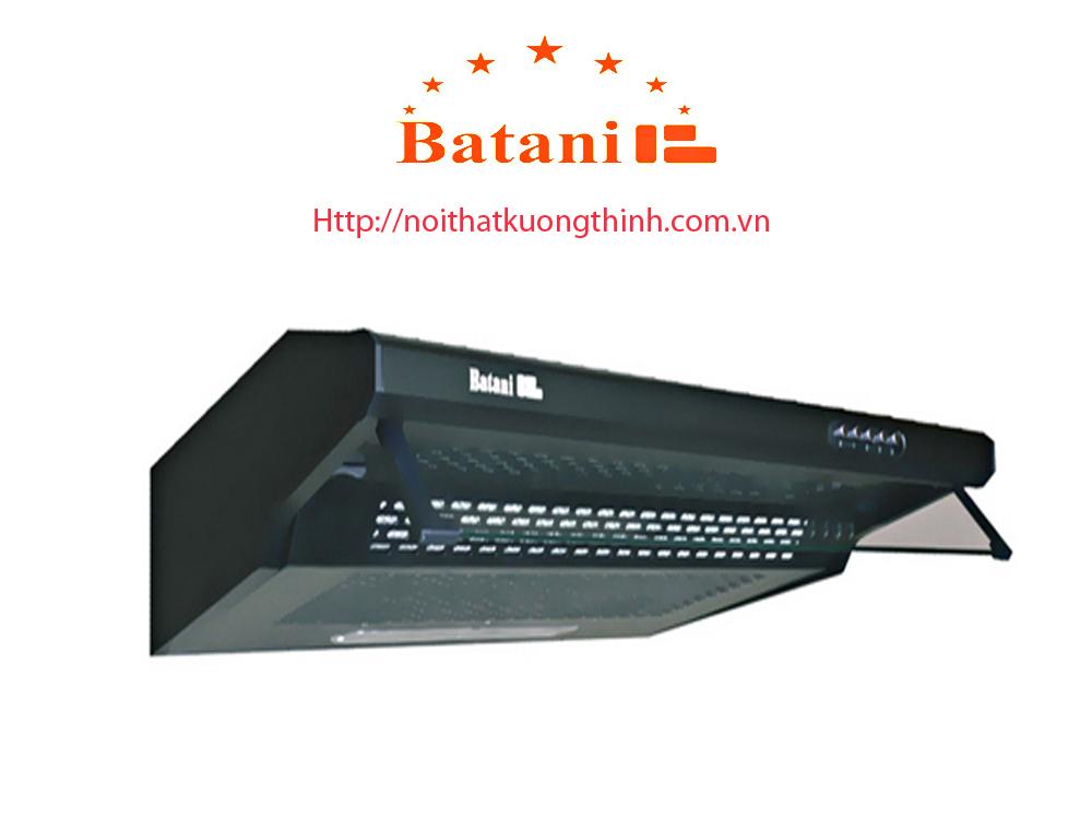 Máy hút mùi Batani BA 62BL