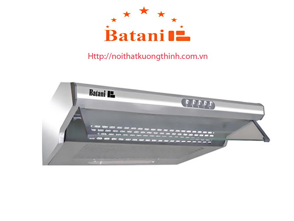 máy hút mùi Batani BA 62SS
