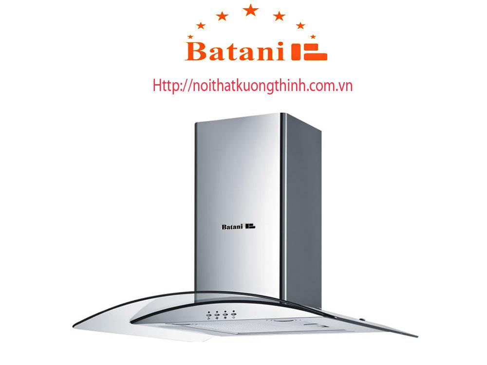 máy hút mùi Batani BA X8