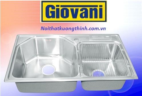 Chậu rửa bát Giovani có xuất xứ ở đâu?