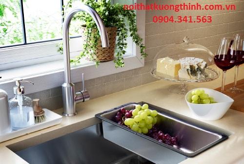 Chậu rửa bát inox có ảnh hưởng đến sức khỏe không?