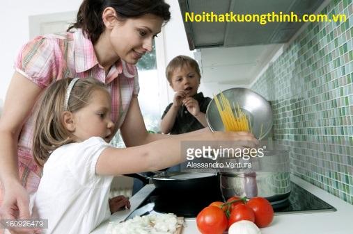 Bếp điện từ Đức nhập khẩu