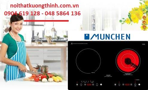 Bếp điện từ Munchen sản phẩm số 1 bạn nên chọn