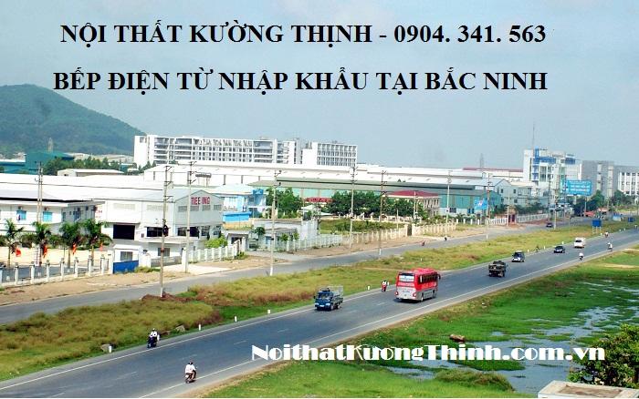 Bán bếp điện từ nhập khẩu ở Bắc Ninh