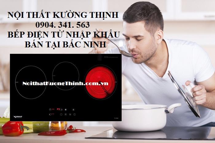 Nội thất Kường Thịnh phân phối bán lẻ bếp điện từ nhập khẩu tại Bắc Ninh