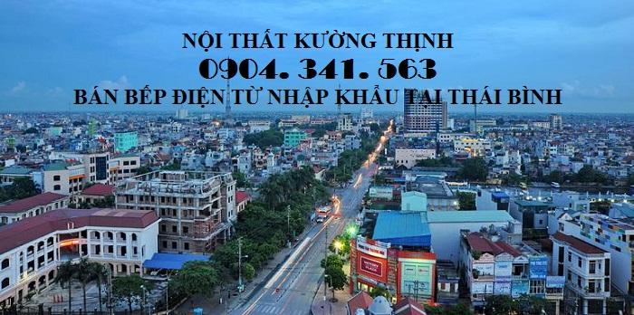 Mua bếp điện từ nhập khẩu tại Thái Bình