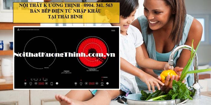 Nội thất Kường Thịnh cung cấp bếp điện từ nhập khẩu tại Thái Bình