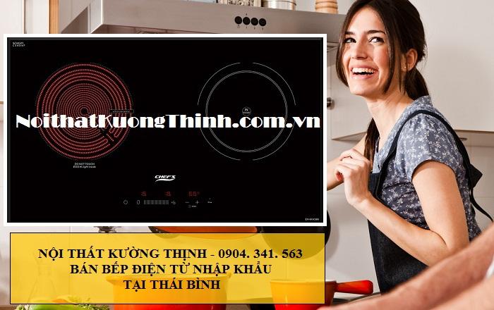 Mua ngay bếp điện từ nhập khẩu tại Thái Bình