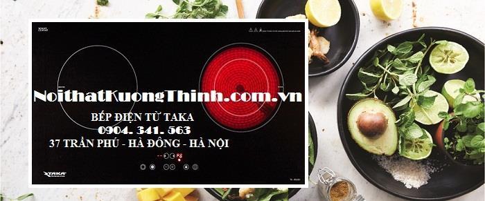 bếp điện từ Taka mang lại sự hài lòng cho khách hàng