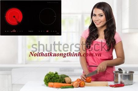 Bếp điện từ Taka dùng có tốt không?
