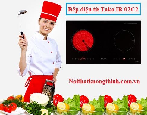 Bếp điện từ Taka nào tốt nhất