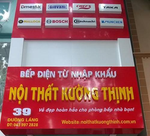 Đại lý bếp điện từ Mucnhen giá rẻ