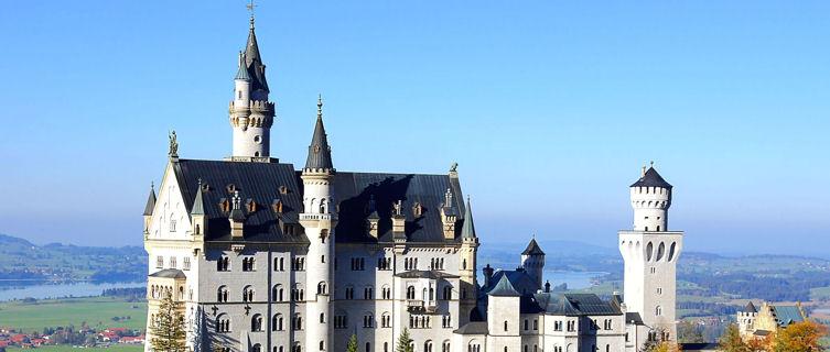 Germany là một trong những quốc gia sản xuất bếp điện từ Chefs