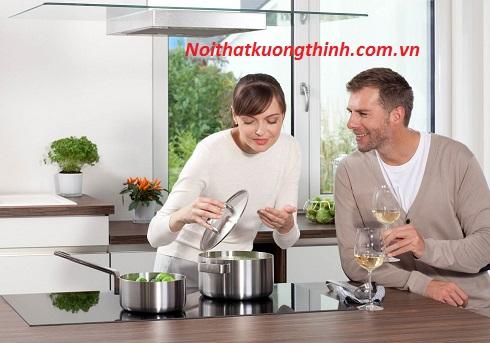 Một số thắc mắc khi sử dụng bếp điện từ