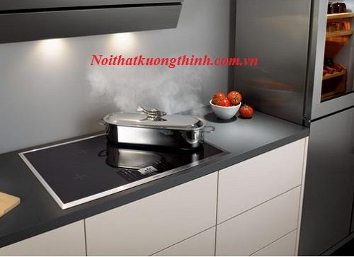 Những lợi ích khi dùng bếp điện từ