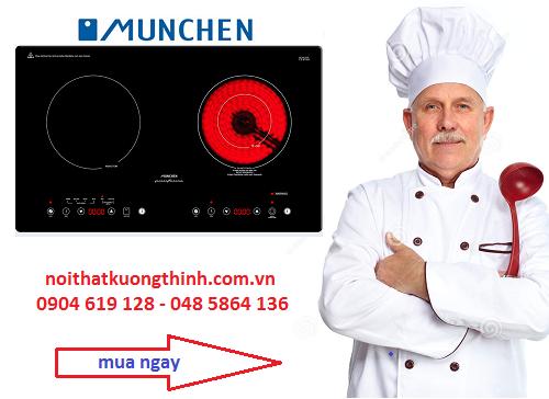 Vì sao bếp điện từ Munchen tiếp tục gây sốt?