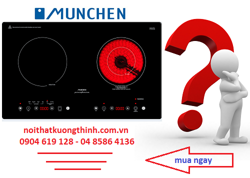 Xuất xứ của bếp điện từ Munchen