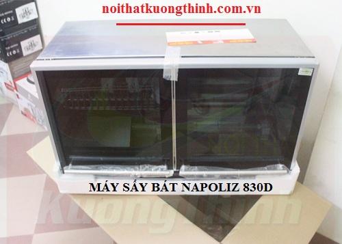 Đại lý bán máy sấy bát Napoliz 830D giá rẻ