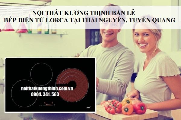 bếp điện từ Lorca là thương hiệu của Tây Ban Nha