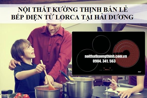 Nội thất Kường Thịnh là đại lý bếp điện từ Lorca uy tín tại Việt Nam
