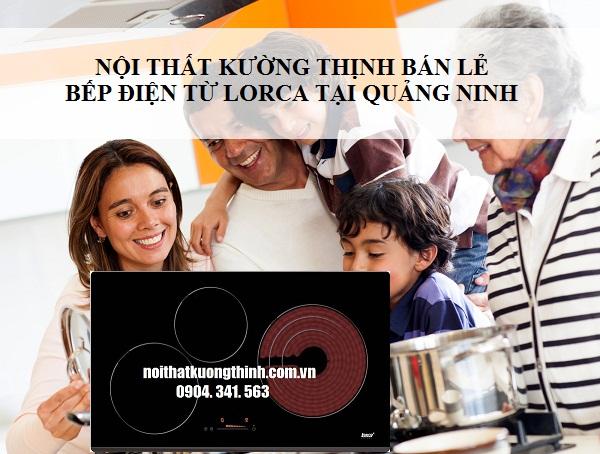 Nội thất Kường Thịnh là đại lý bán bếp điện từ Lorca tại Quảng Ninh