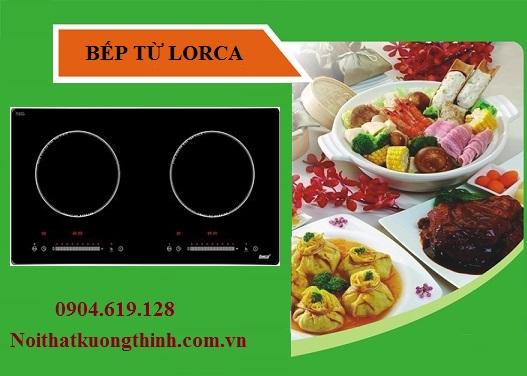Bếp từ Lorca nhìn là thích dùng là ưng