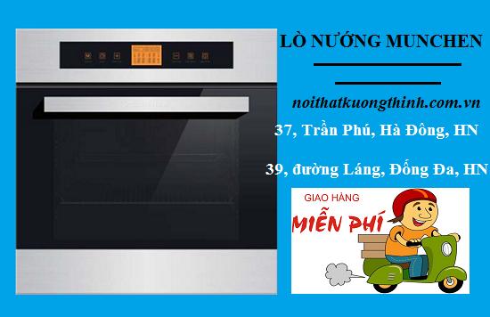 Đại lý lò nướng Munchen uy tín tại Hà Nội