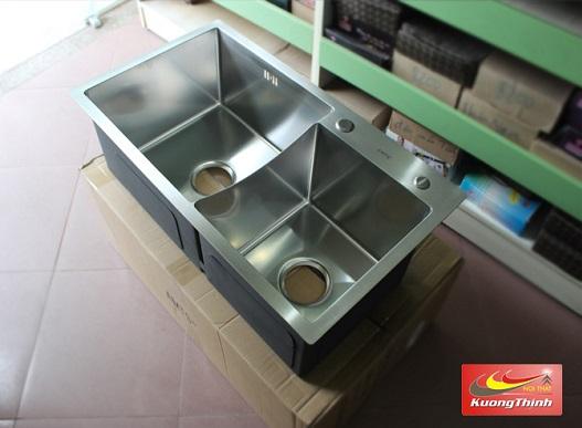 Chậu rửa bát AMTS 7643 DUC dùng có tốt không?
