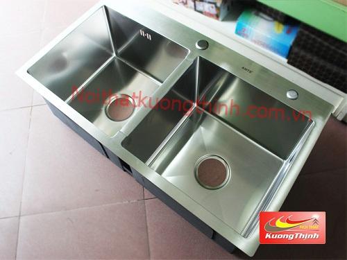 Chậu rửa bát AMTS 8245 DUC dùng có tốt không?