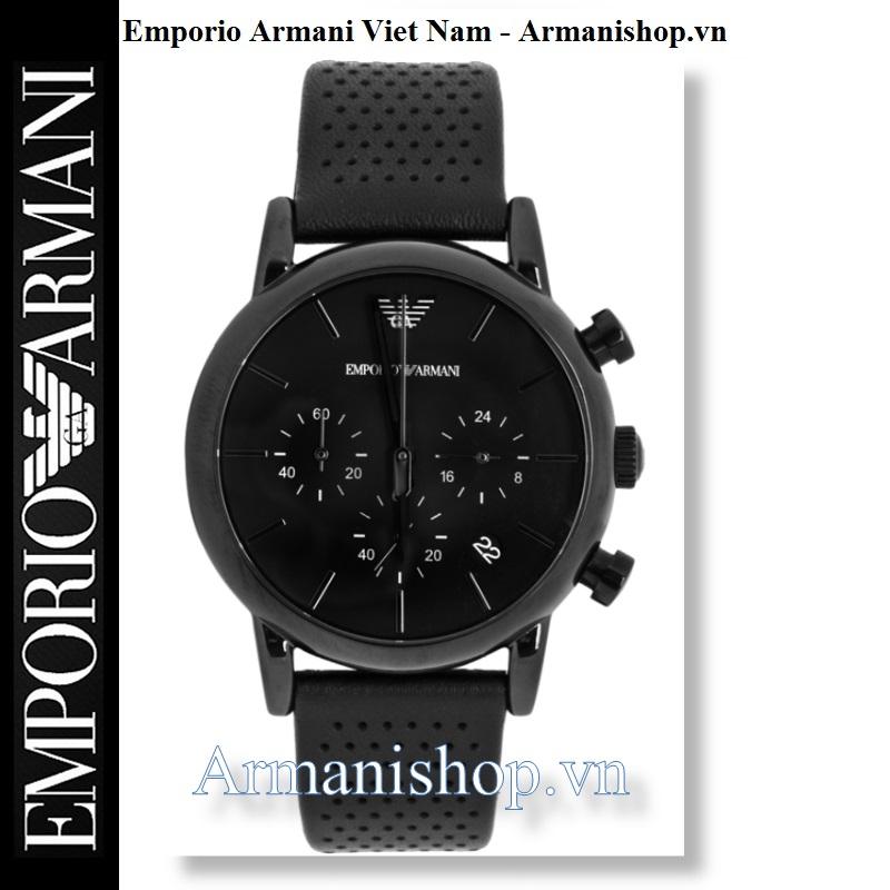 Đồng hồ Armani chính hãng AR1737 dành cho Nam tại Armanishop.vn